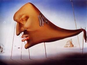 Quem melhor do que Salvador Dali para exemplificar a arte como manifestação da loucura interior?