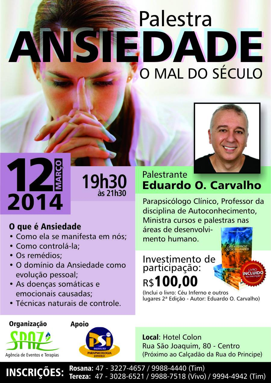Palestra Joinville