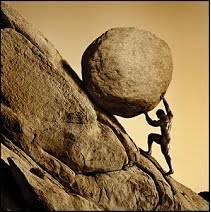 Empurrar a pedra